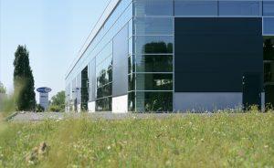 Pulverbeschichtung, Blechtechnik, Stahlbau, Oberösterreich